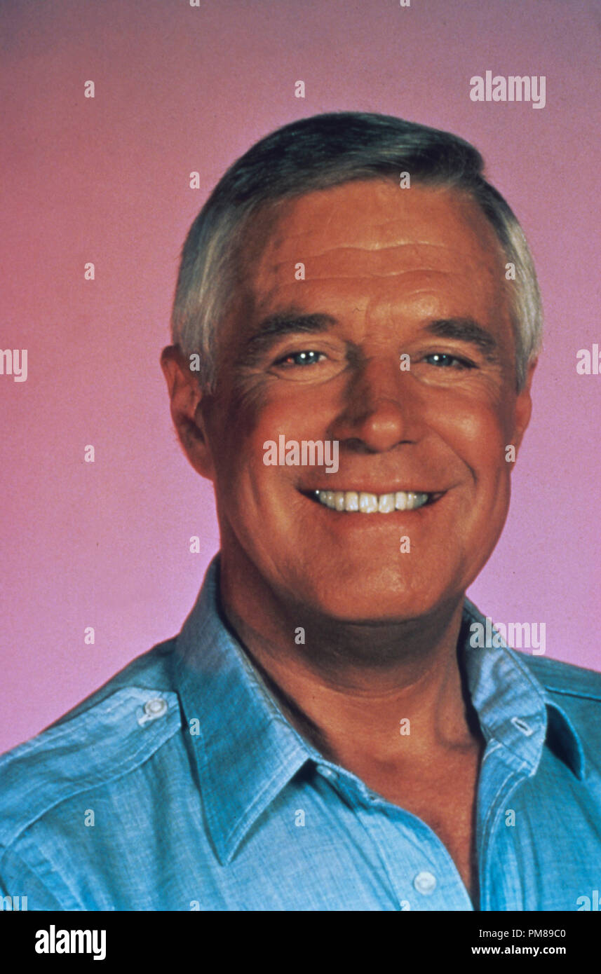 Studio Publicity Still From The A Team George Peppard 1983 All Rights Reserved