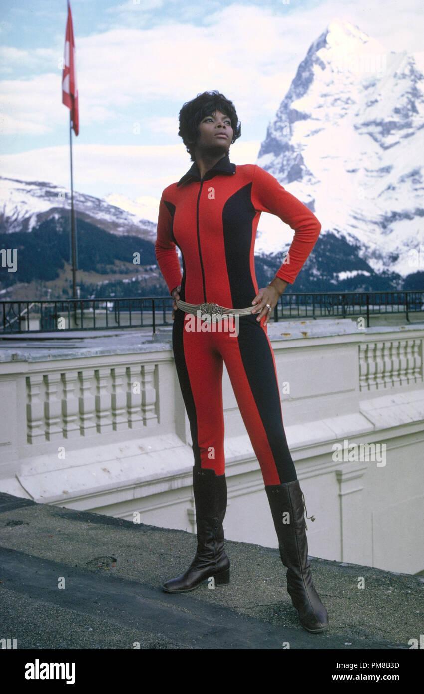 Studio Publicity Still: 'On Her Majesty's Secret Service'  Bond Girls 1969 UA File Reference # 31781_155 - Stock Image