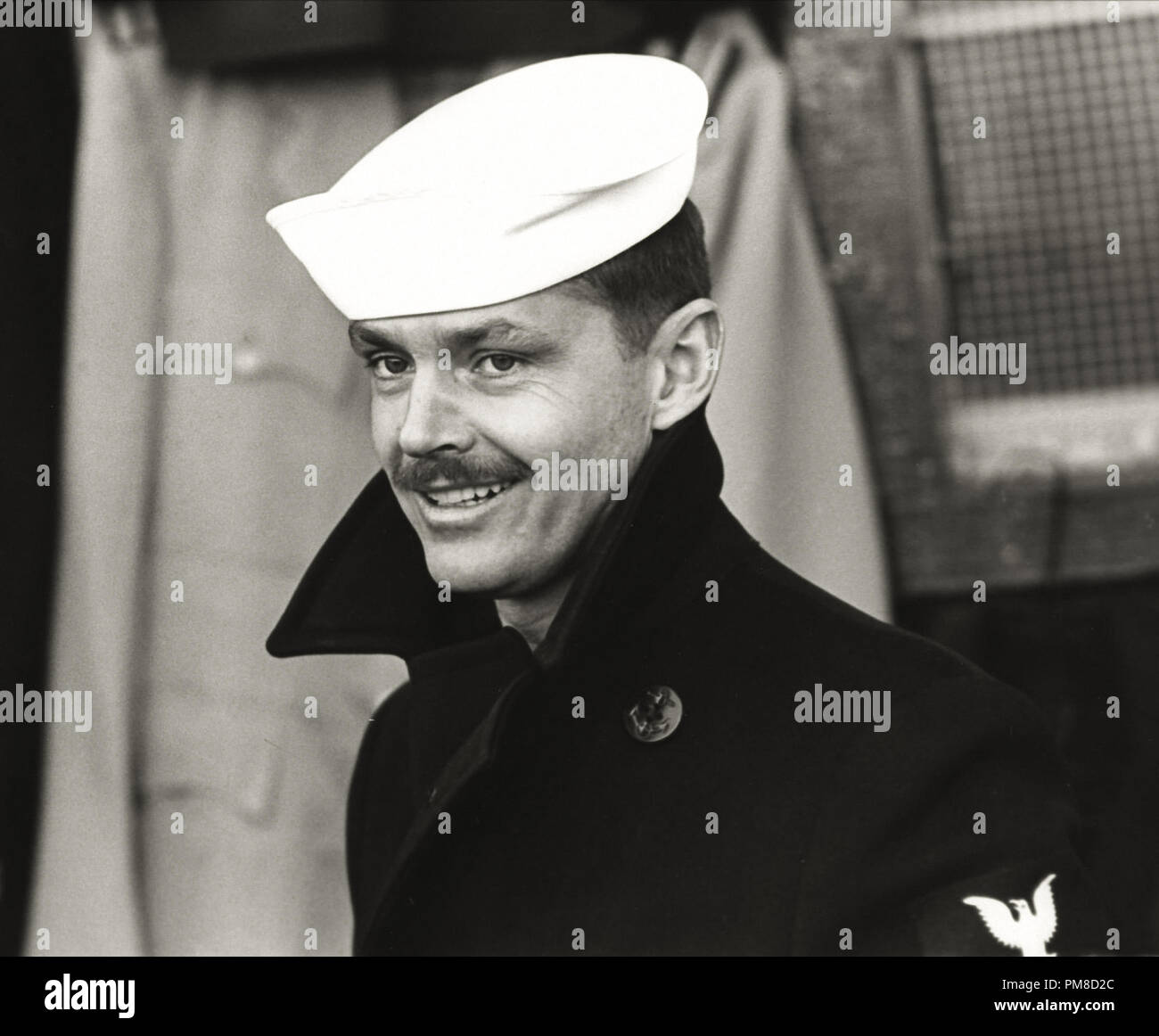 Jack Nicholson, 'The Last Detail' 1973 Columbia Pictures    File Reference # 31955_225THA - Stock Image