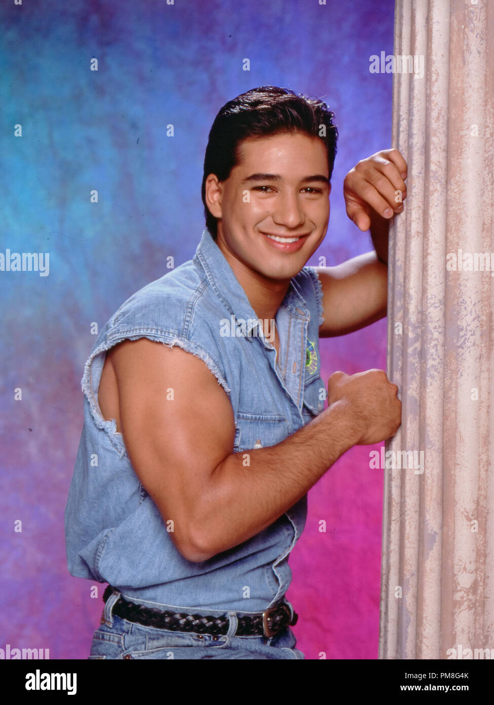Mario Lopez Saved By The Bell High Resolution Stock Photography