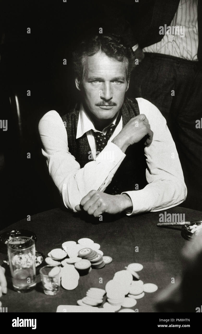 (Archival Classic Cinema - Paul Newman Retrospective)  'The Sting' Paul Newman 1973 Universal  File Reference # 31510_006THA - Stock Image
