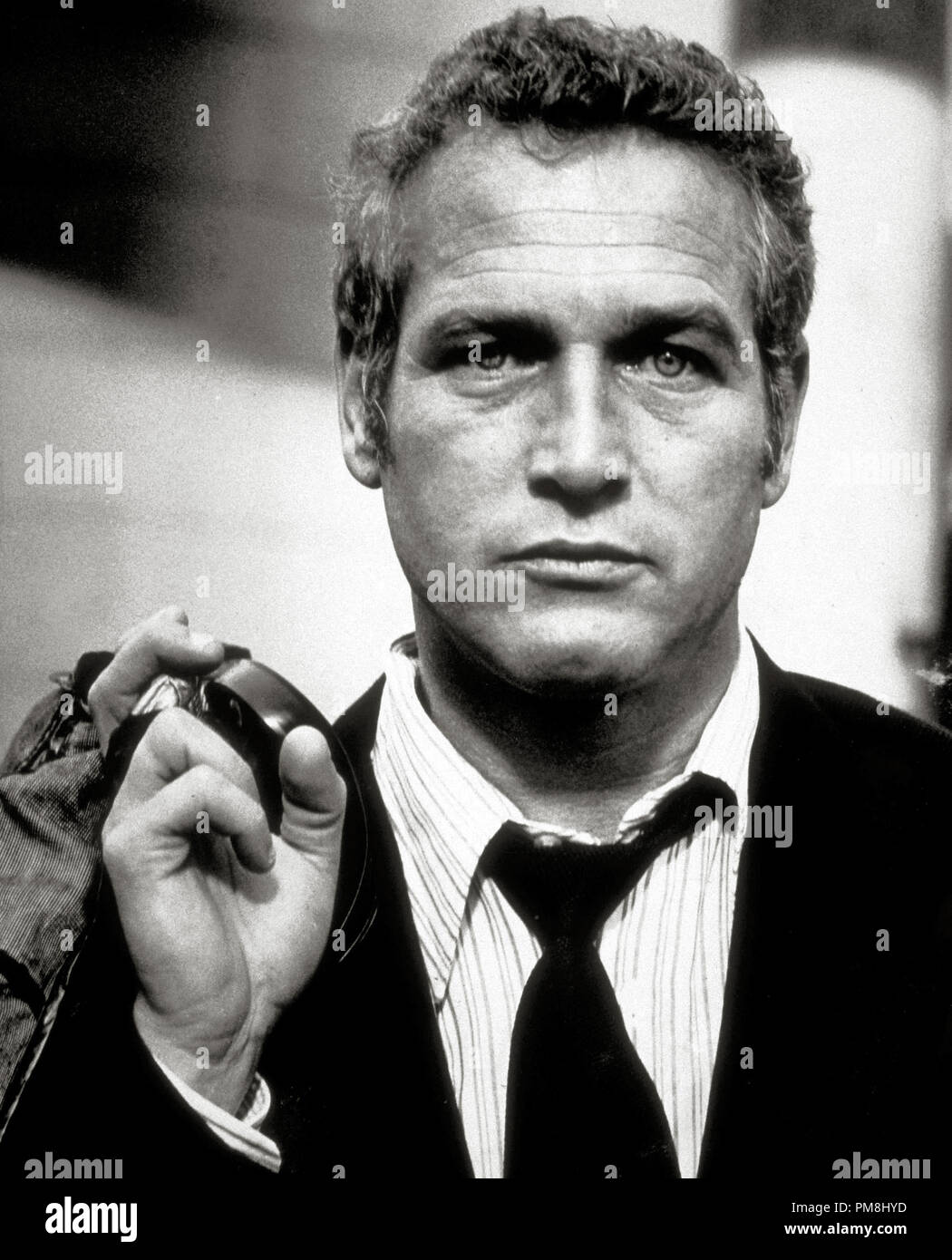 (Archival Classic Cinema - Paul Newman Retrospective)  Paul Newman,  'Wusa ' 1970 Paramount File Reference # 31510_058THA - Stock Image