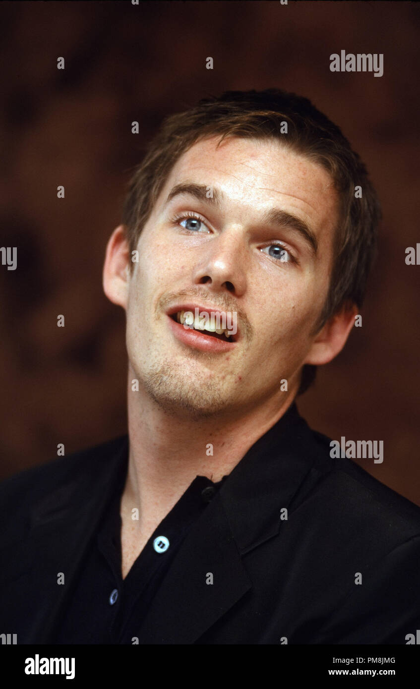 Ethan Hawke 1997 © JRC /The Hollywood Archive  -  All Rights Reserved  File Reference # 31515_486 - Stock Image