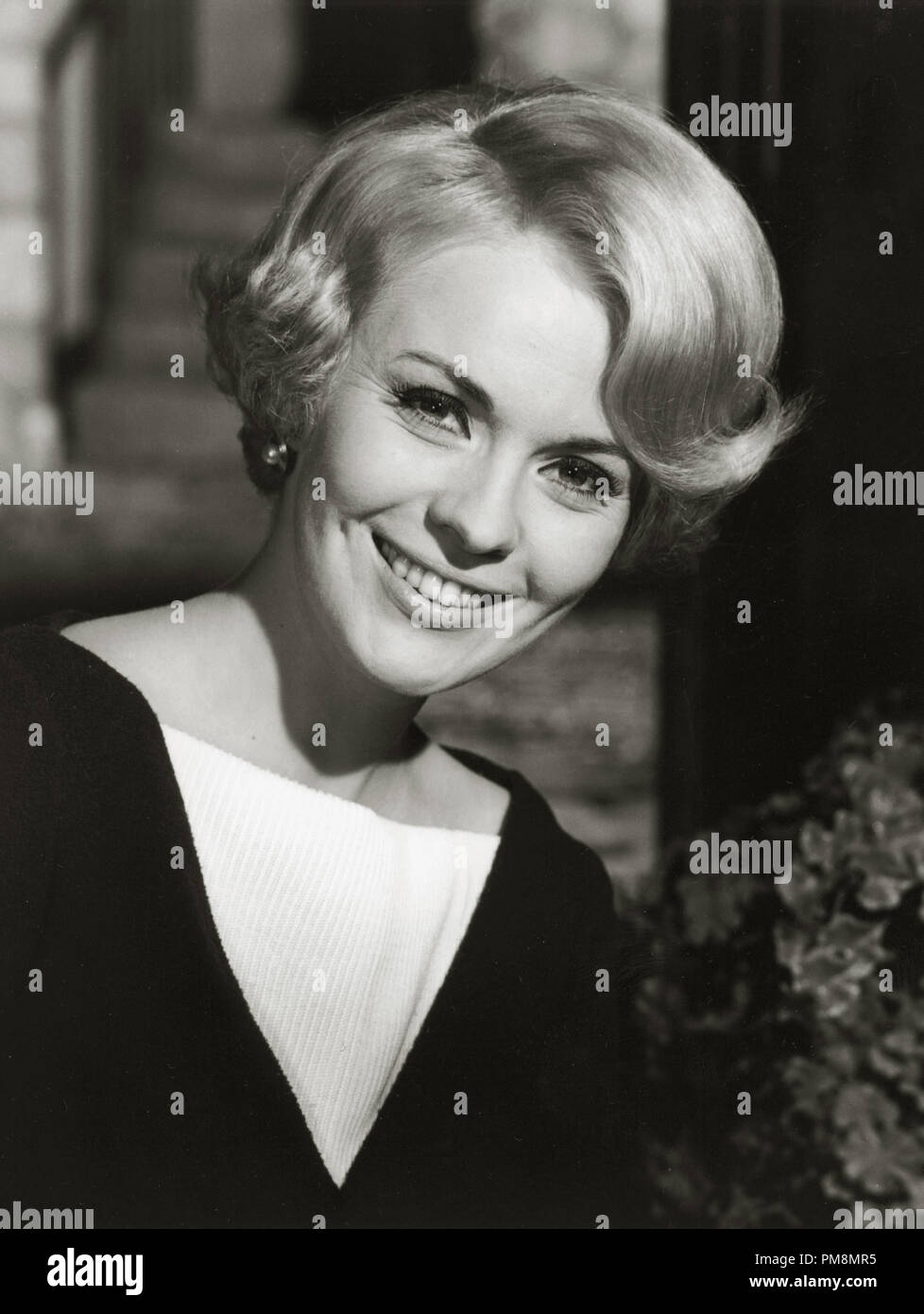 (Archival Classic Cinema - Jean Seberg Retrospective) Jean Seberg,  circa 1965  File Reference # 31664_004THA - Stock Image