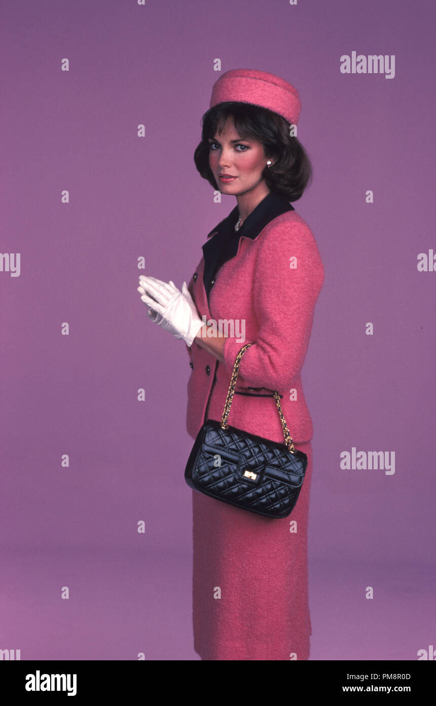 e83cc48b54 Studio Publicity Still from 'Jacqueline Bouvier Kennedy' Jaclyn Smith circa  1981 All Rights Reserved