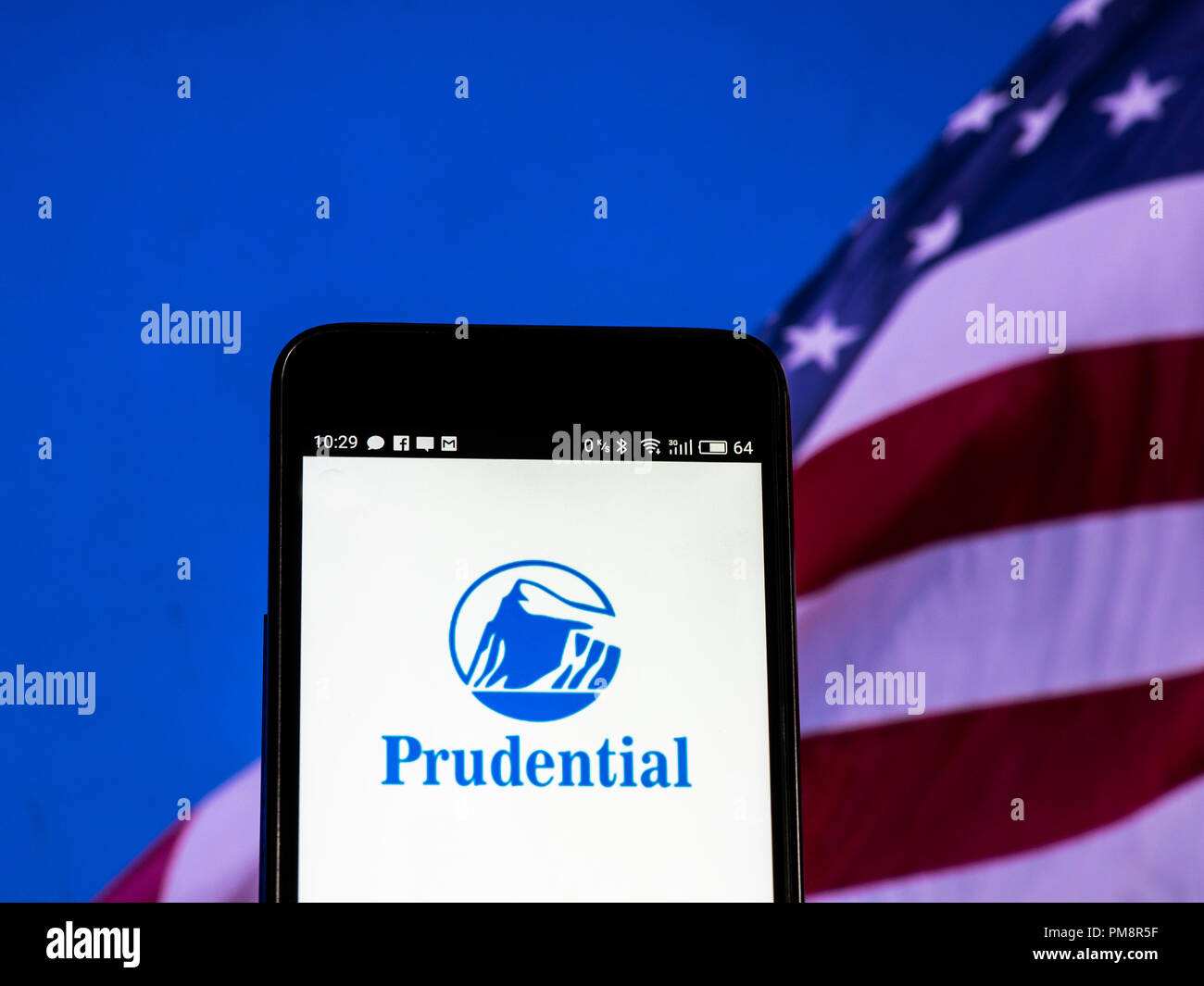 Prudential Logo Stock Photos Prudential Logo Stock Images Alamy