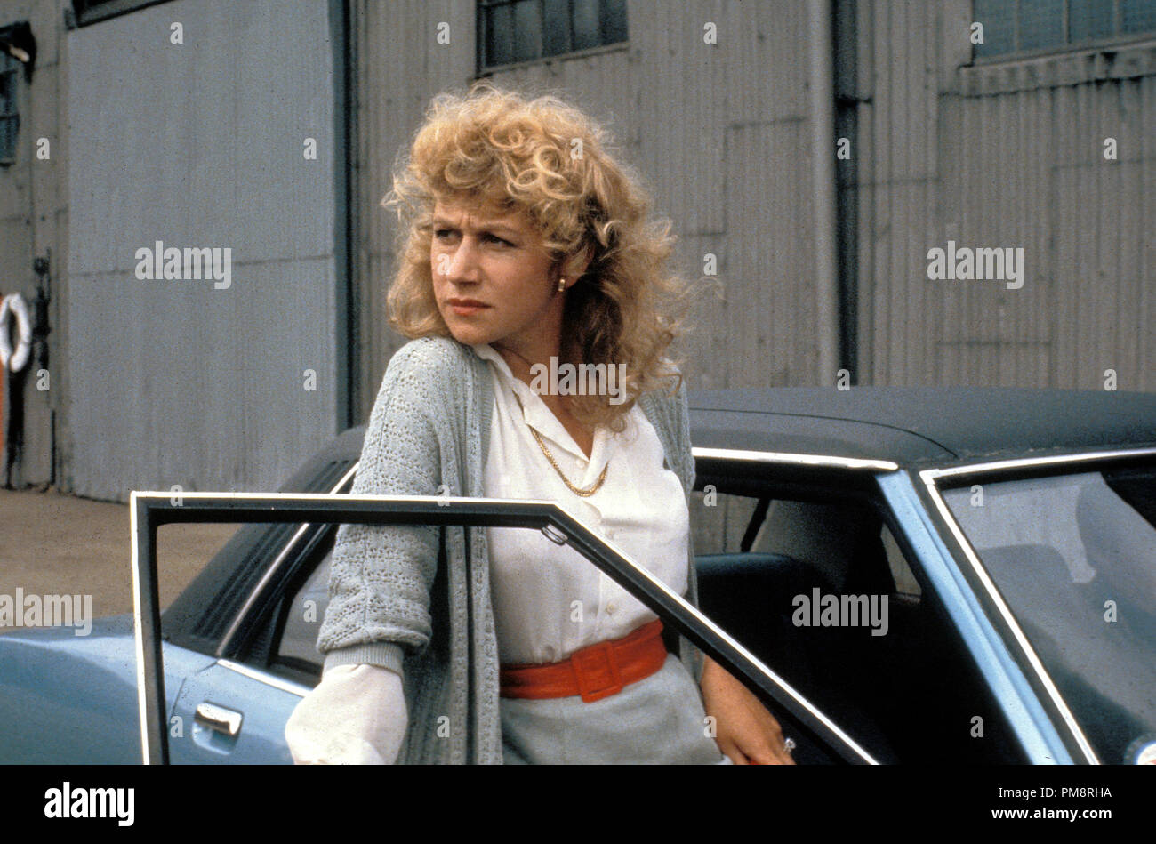 Studio Publicity Still from 'The Long Good Friday' Helen Mirren © 1980 HandMade Films All Rights Reserved   File Reference # 31715029THA  For Editorial Use Only - Stock Image