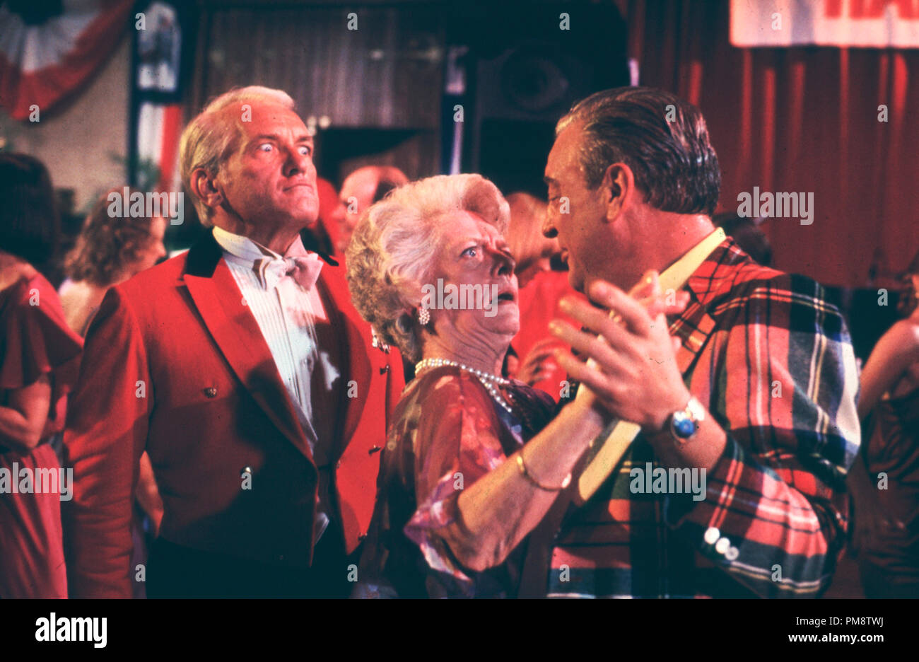 Studio Publicity Still from 'Caddyshack' Ted Knight, Lois Kibbee, Rodney Dangerfield © 1980 Orion  All Rights Reserved   File Reference # 31715286THA  For Editorial Use Only - Stock Image