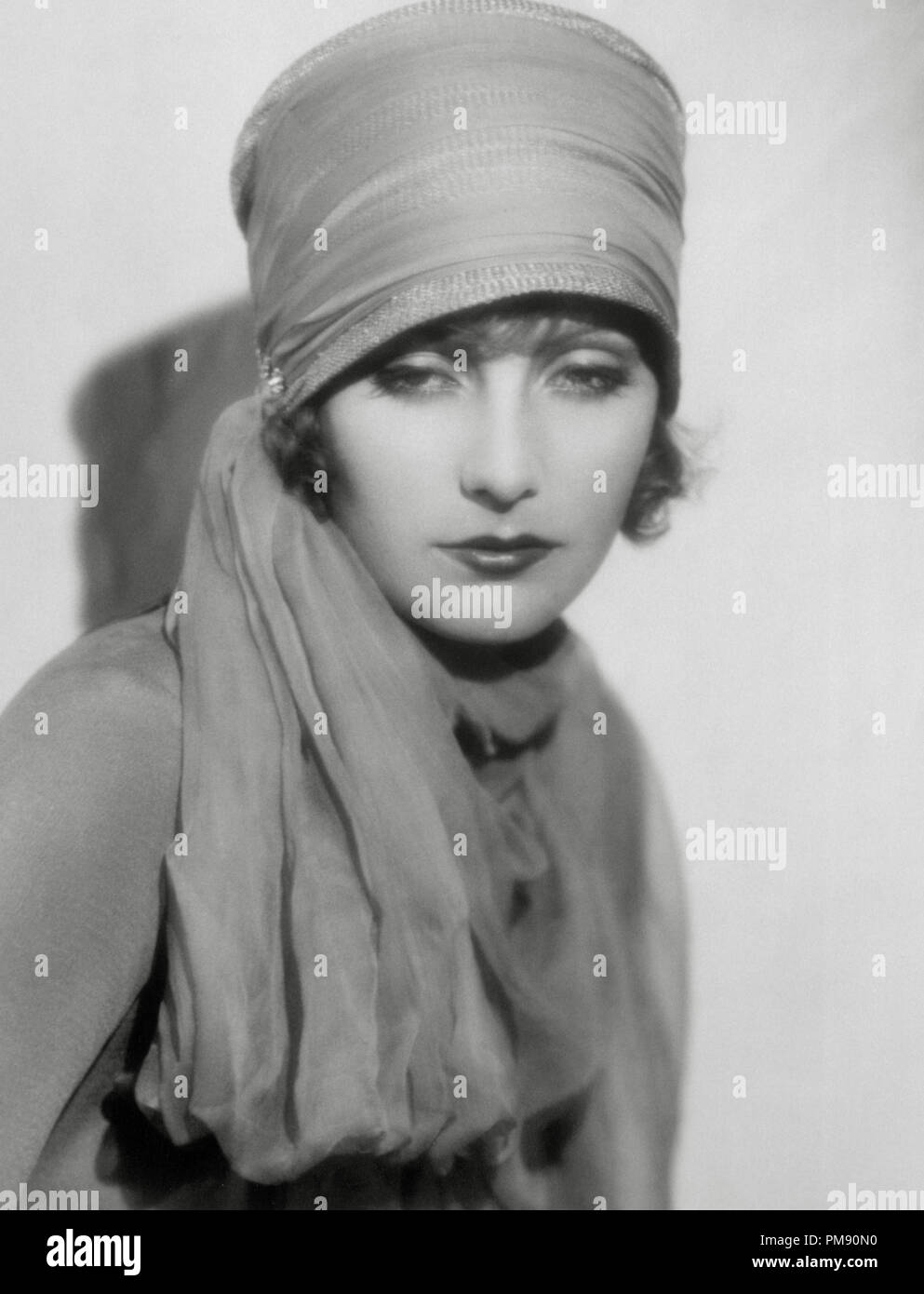 (Archival Classic Cinema - Greta Garbo Retrospective) Greta Garbo, circa 1926. File Reference # 31523_031THA - Stock Image