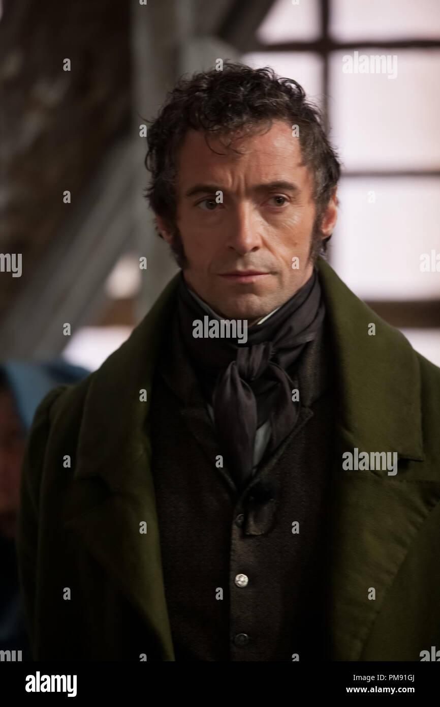 Les Miserables 2012 Hugh Jackman