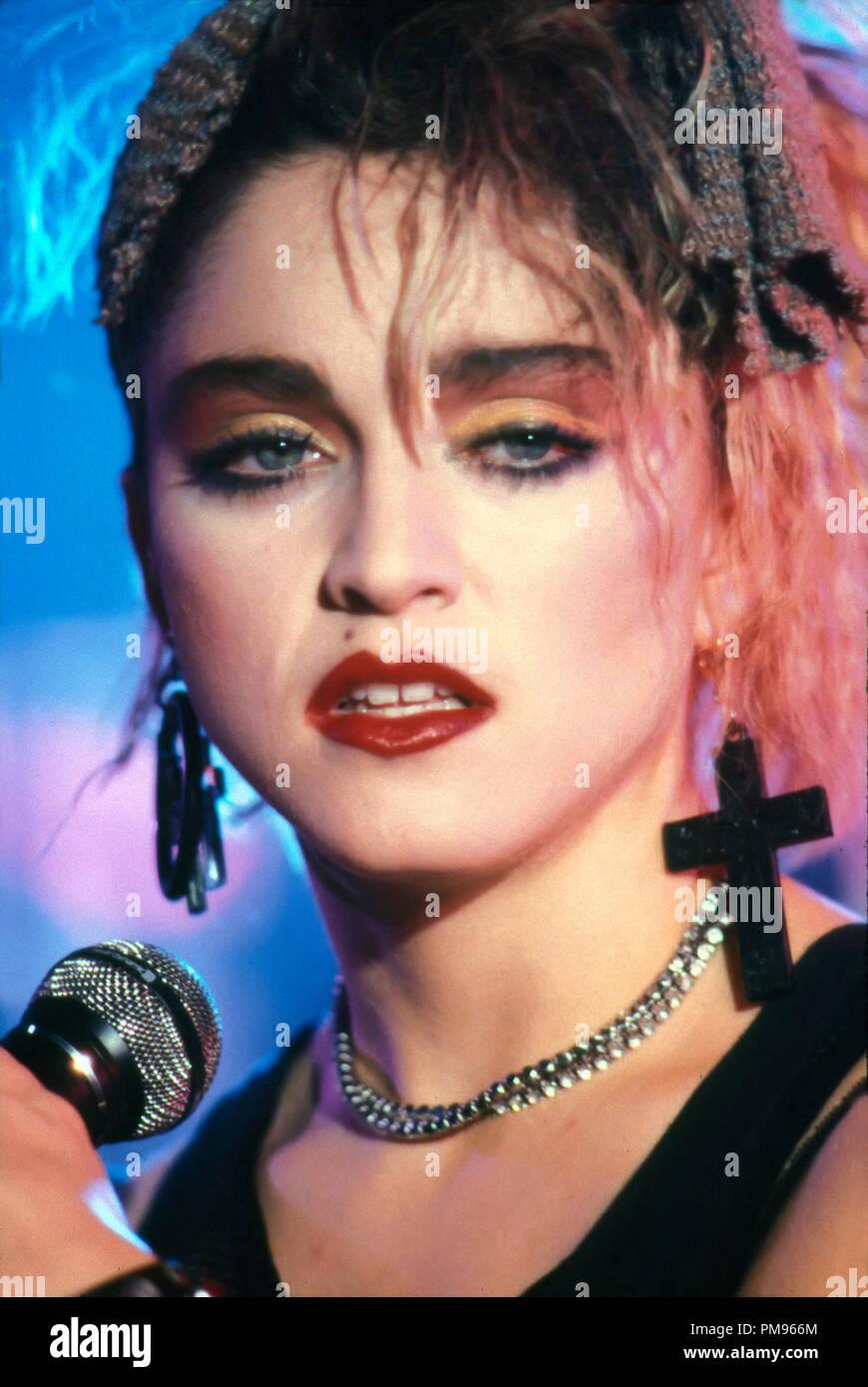 Madonna 1980s Stock Photos Madonna 1980s Stock Images Alamy