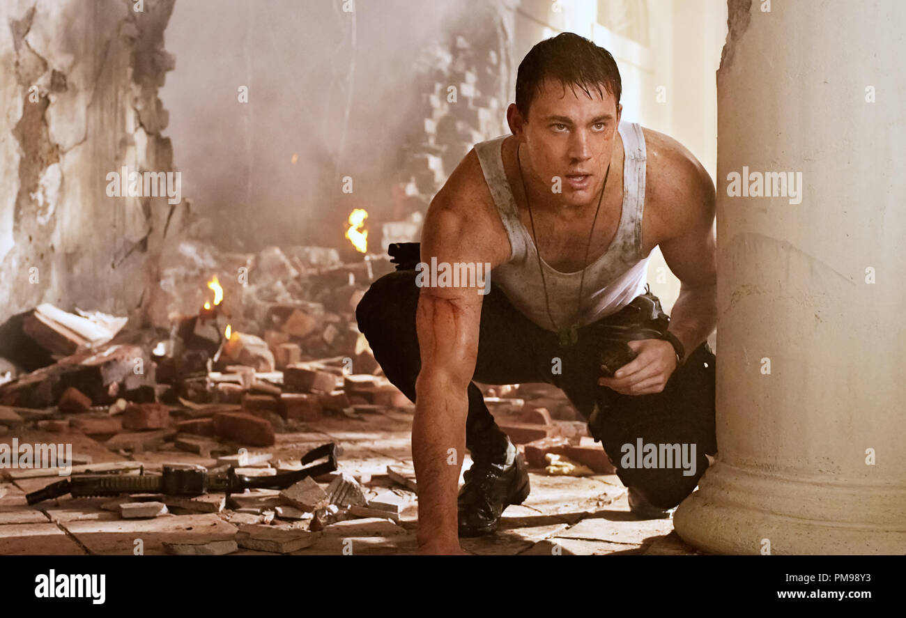 White house down columbia pictures — 2