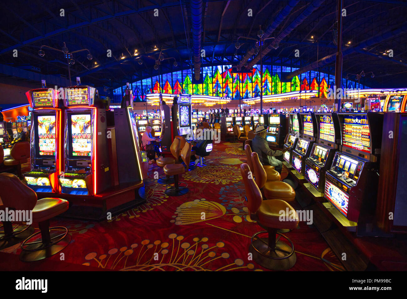 She d spent 0 playing slot machines at Seneca Niagara that night