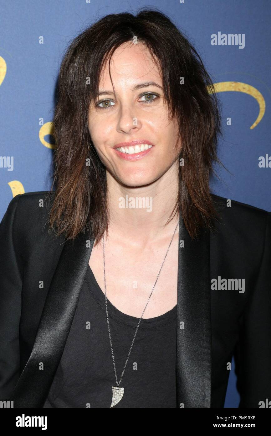 Katherine Moennig at arrivals for Showtime Emmy Eve Nominees Celebration, Chateau Marmont, Los Angeles, CA September 16, 2018. Photo By: Priscilla Grant/Everett Collection - Stock Image
