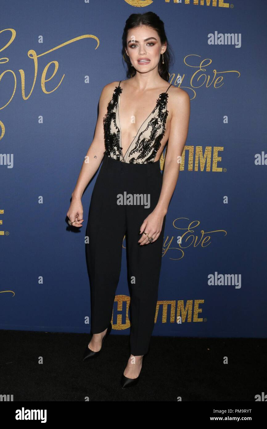 Lucy hale at showtime emmy eve nominees celebration in los angeles - 2019 year