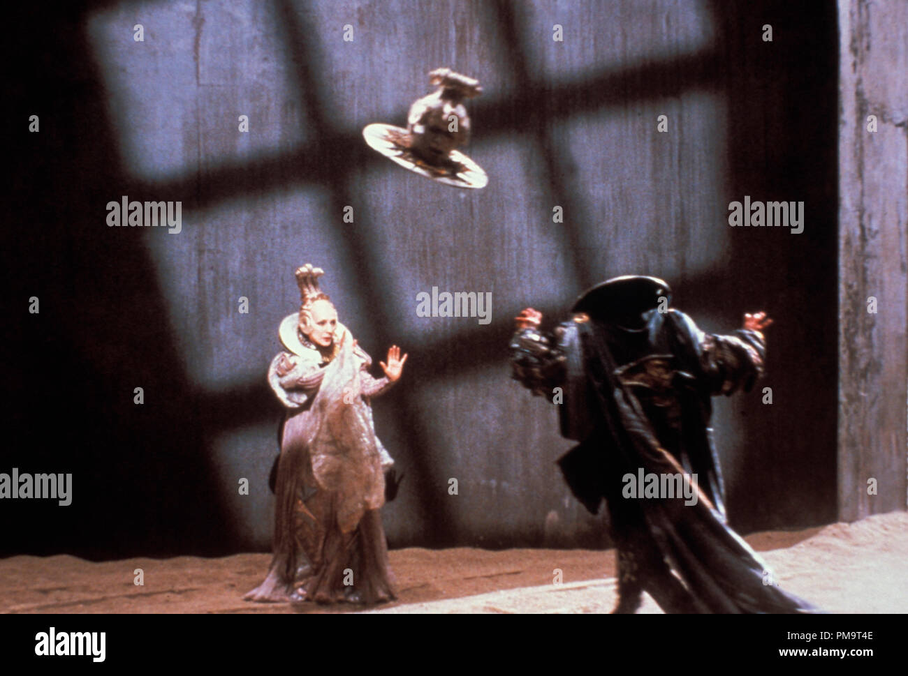 """Studio Publicity Still from """"The Adventures of Baron Munchausen"""" © 1988 Columbia Photo Credit: Franco Bellomo All Rights Reserved   File Reference # 31694073THA  For Editorial Use Only Stock Photo"""