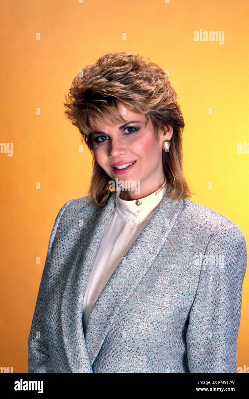 Studio Publicity Still from 'Night Court' Markie Post 1988   All Rights Reserved   File Reference # 31694147THA  For Editorial Use Only - Stock Image