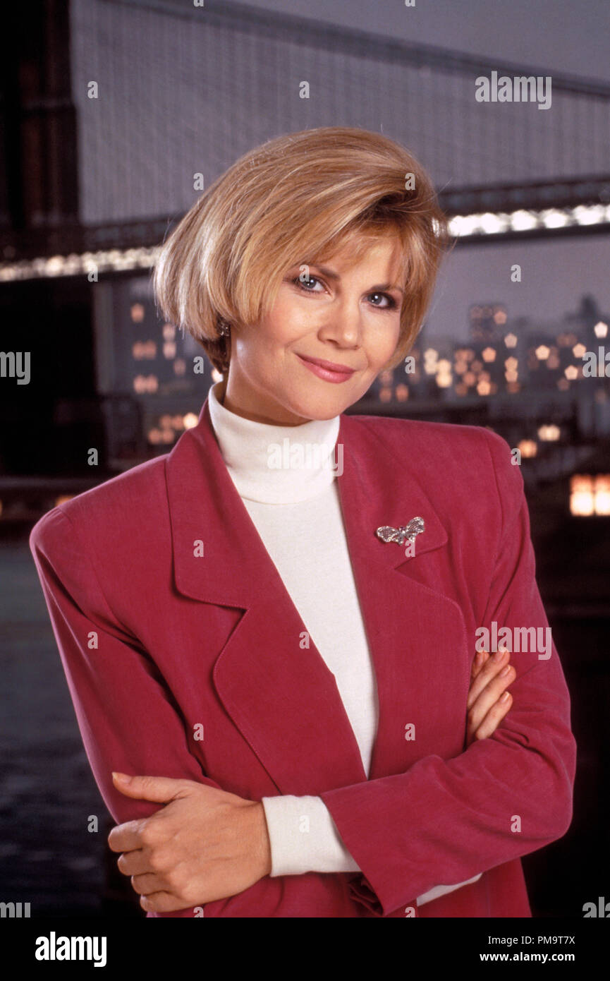 Studio Publicity Still from 'Night Court' Markie Post 1988   All Rights Reserved   File Reference # 31694148THA  For Editorial Use Only - Stock Image