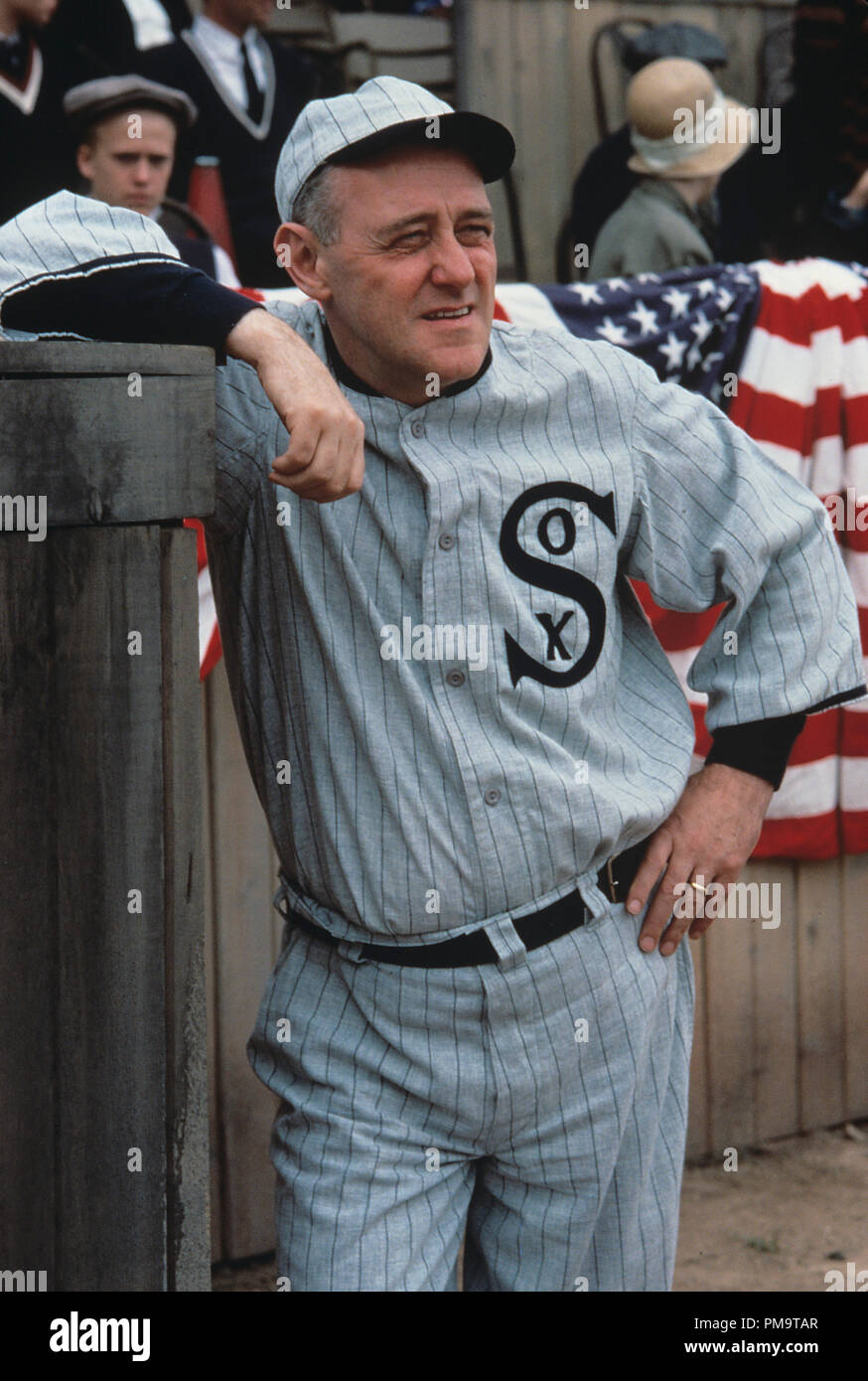 d2ae5075e Studio Publicity Still from 'Eight Men Out' John Mahoney © 1988 Orion  Pictures Photo