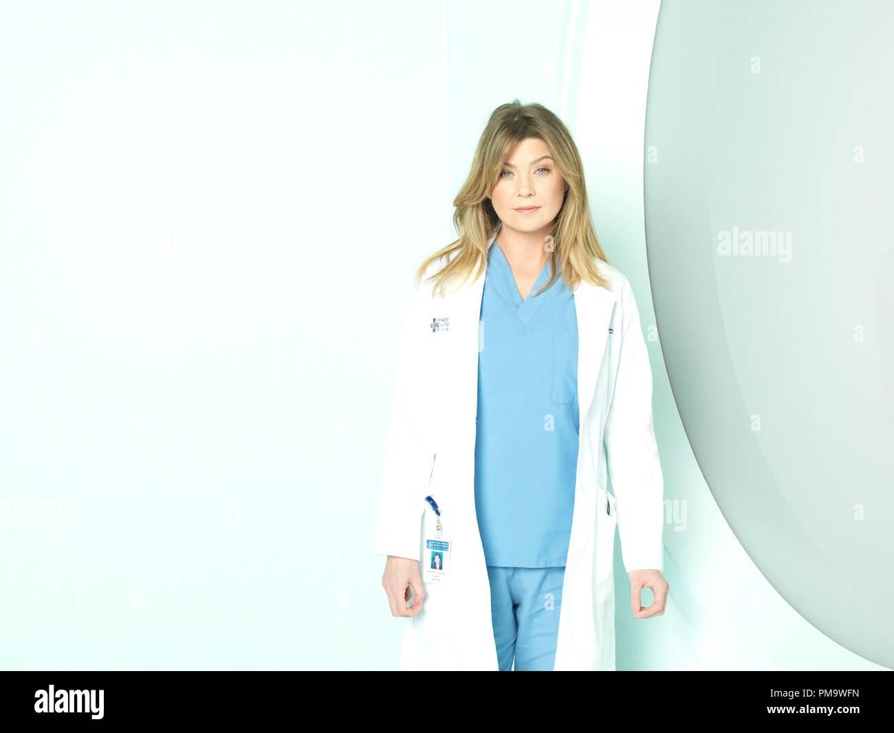 Greys Anatomy Abcs Greys Anatomy Stars Ellen Pompeo As