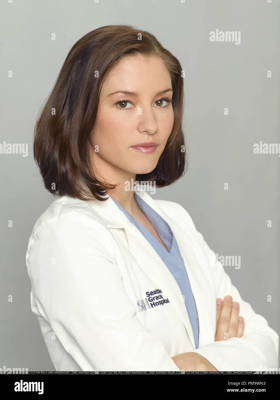 GREY'S ANATOMY - Chyler Leigh stars as Lexie Grey on the ...
