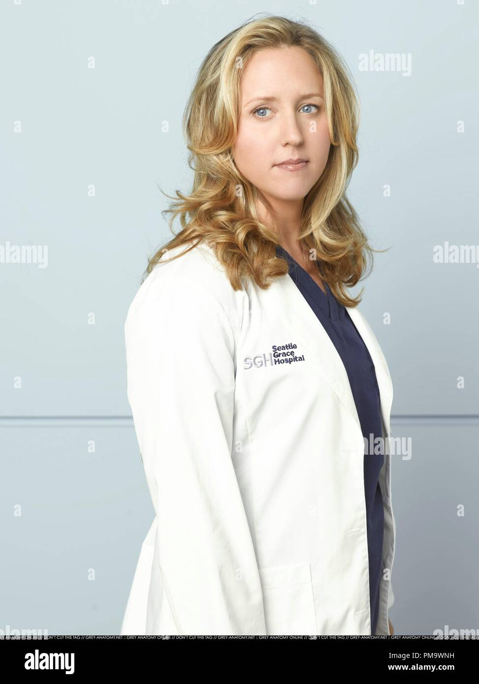 "GREY'S ANATOMY - ABC's ""Grey's Anatomy"" stars Jessica ..."