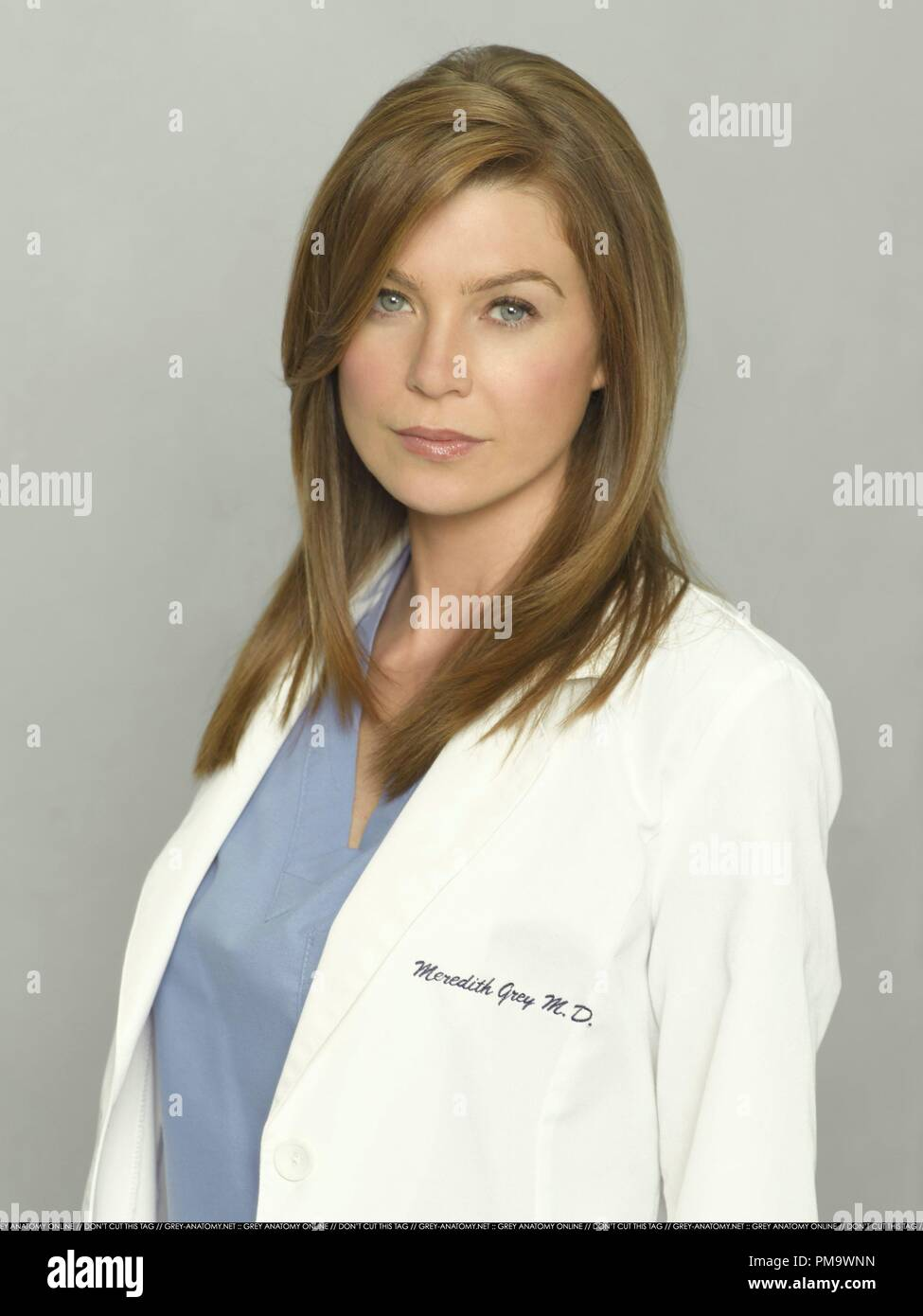 "GREY'S ANATOMY - ABC's ""Grey's Anatomy"" stars Ellen Pompeo ..."