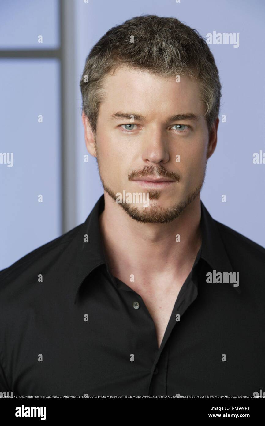"GREY'S ANATOMY - ABC's ""Grey's Anatomy"" stars Eric Dane as ..."