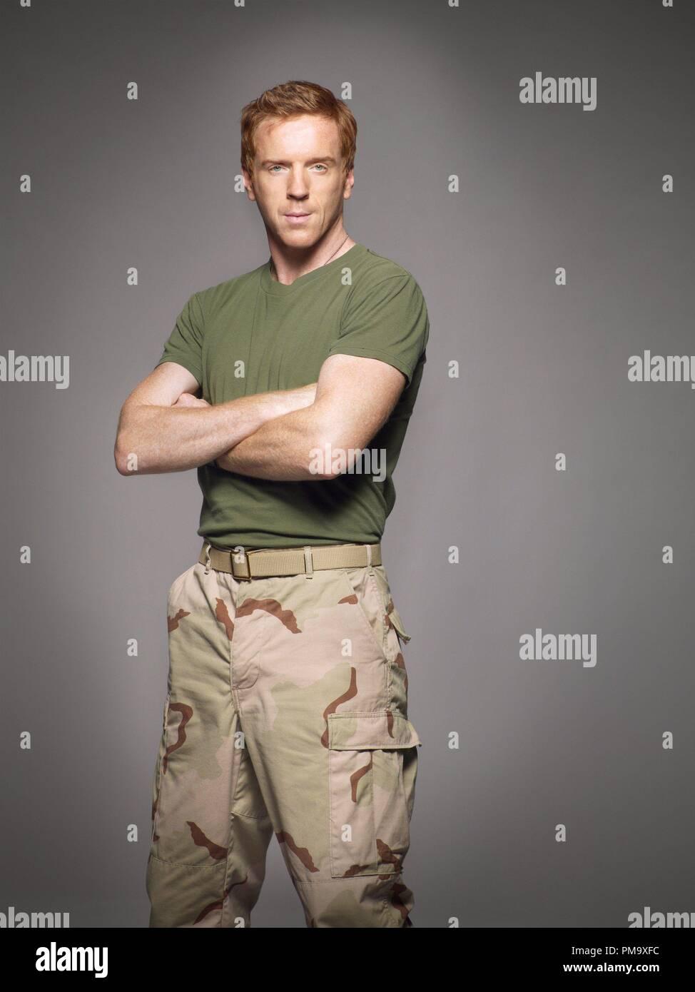 Damian Lewis 'Homeland' Season 1 (2011) - Stock Image