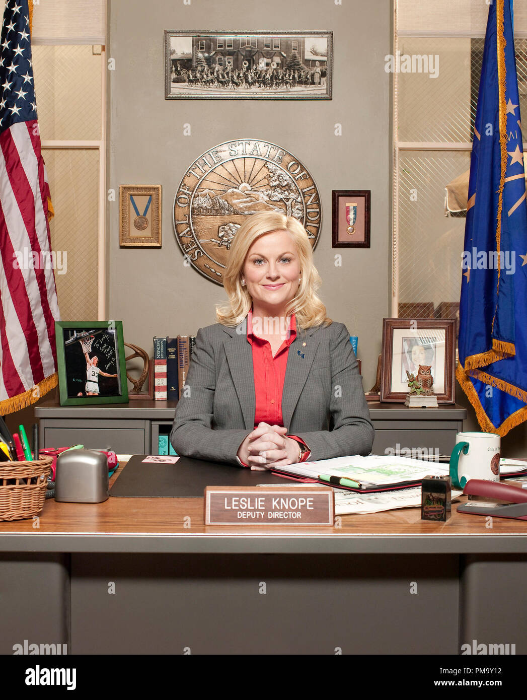And knope leslie parks recreation Pawnee: The