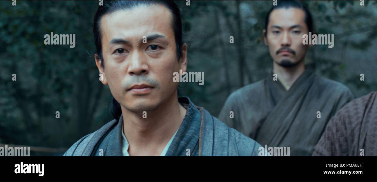 MASAYOSHI HANEDA as Yasuno in the action-adventure