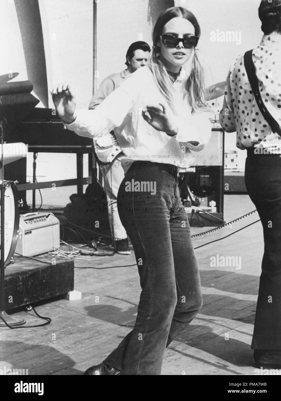 24ec7ef301404 Michelle Phillips of the group, The Mamas & the Papas, circa 1966 File  Reference