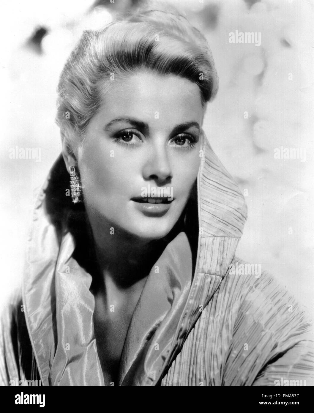 Grace Kelly circa 1956   File Reference # 32368_728THA - Stock Image