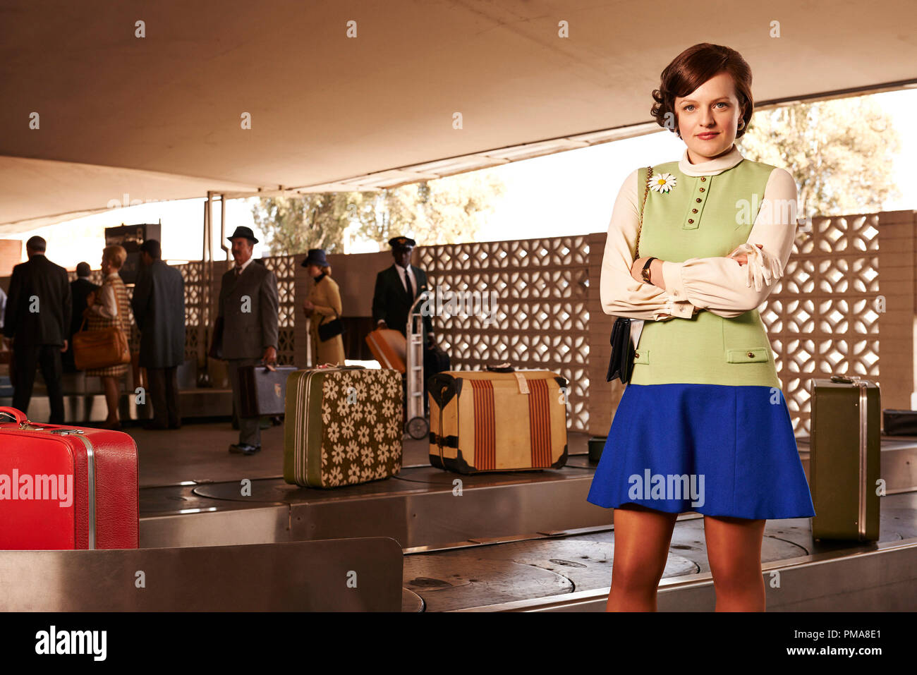 Peggy Olson (Elisabeth Moss) - MAD MEN Season 7, Gallery ...