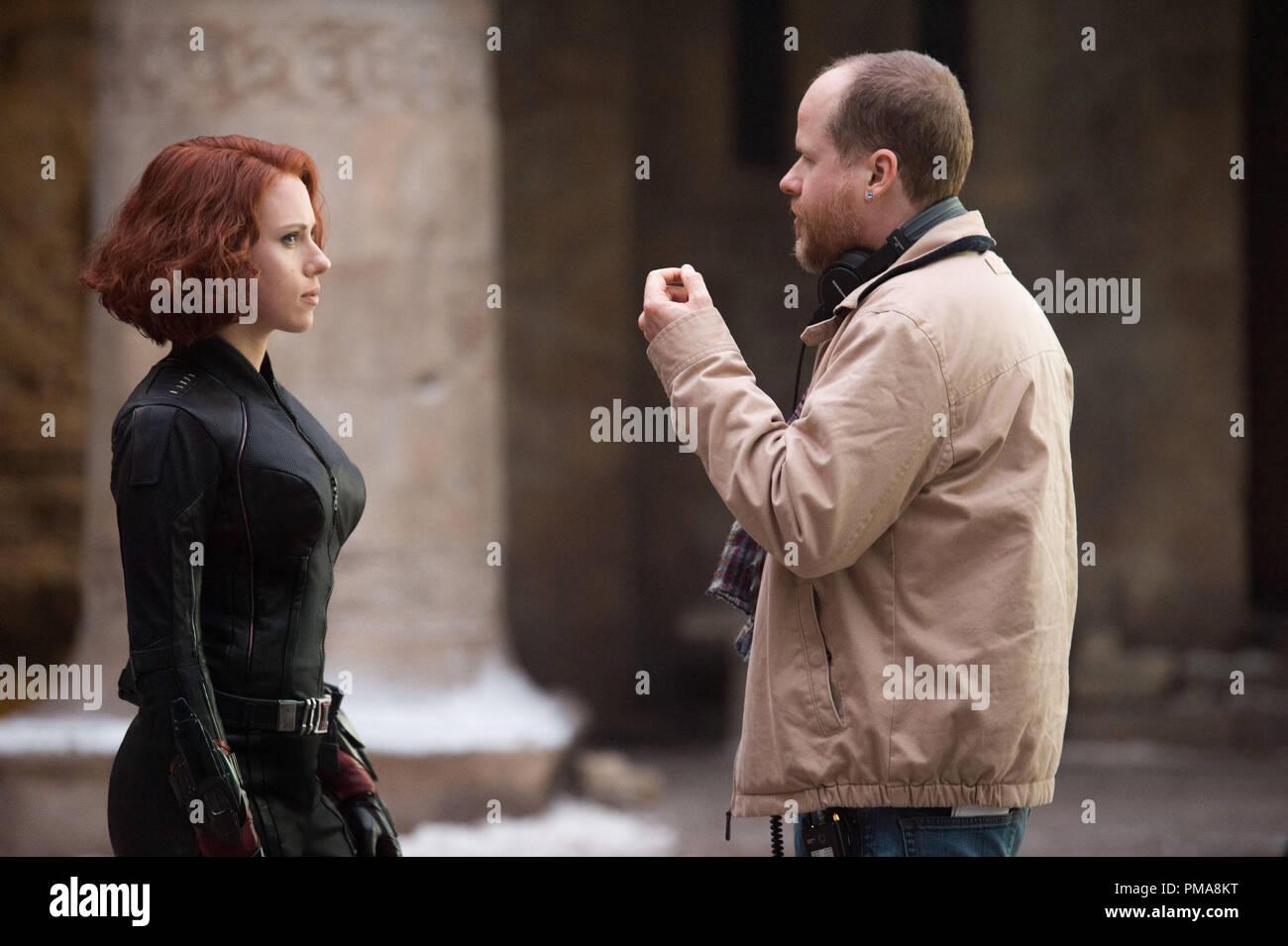 Marvel S Avengers Age Of Ultron L To R Scarlett Johansson