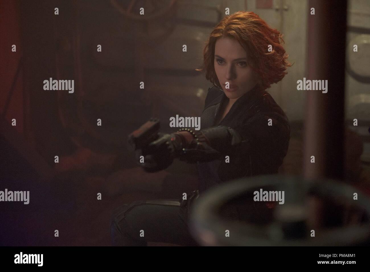 Marvel S Avengers Age Of Ultron Black Widow Natasha
