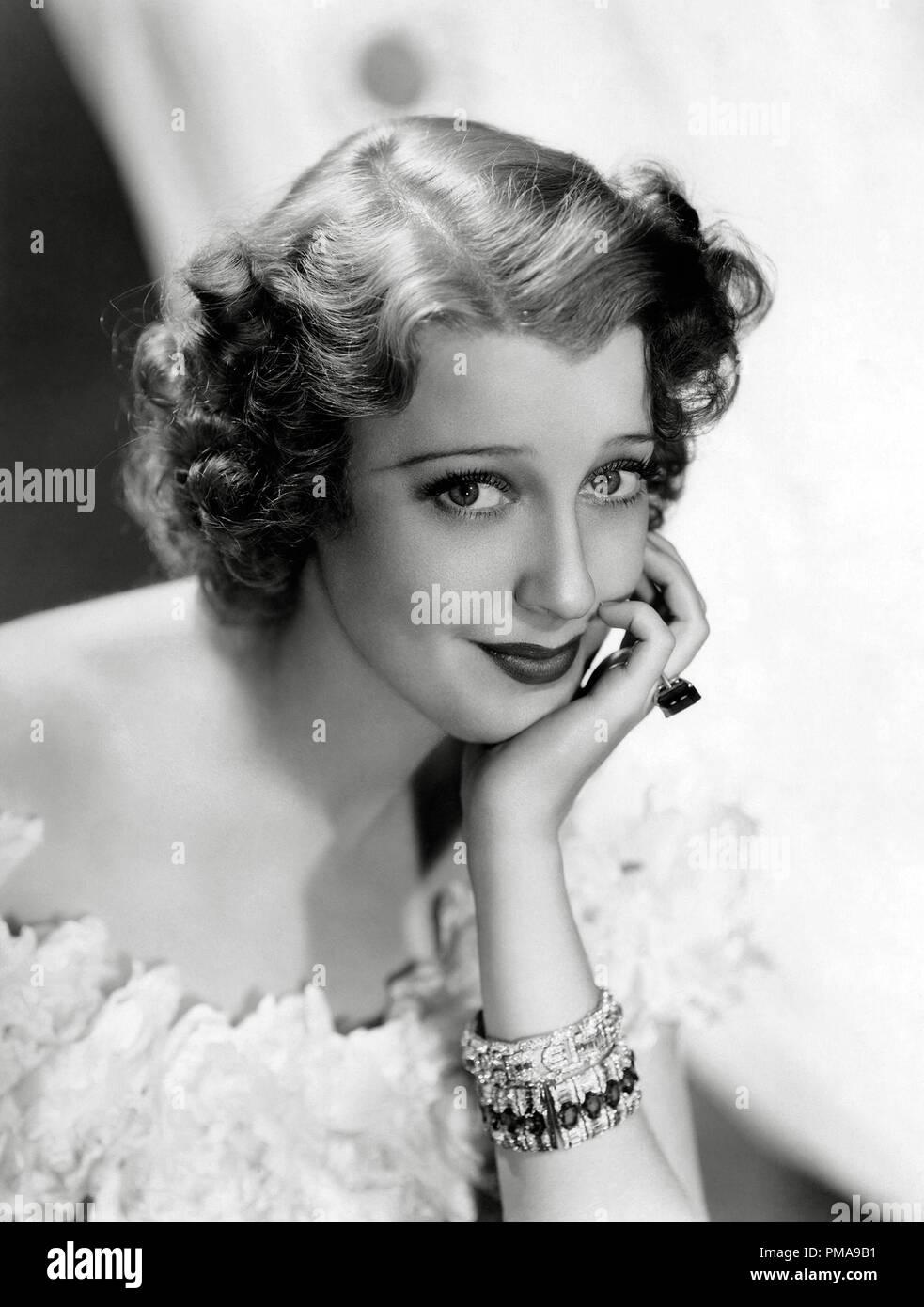 2118ddcac8b9 Jeanette MacDonald circa 1936 File Reference   31955 911THA - Stock Image