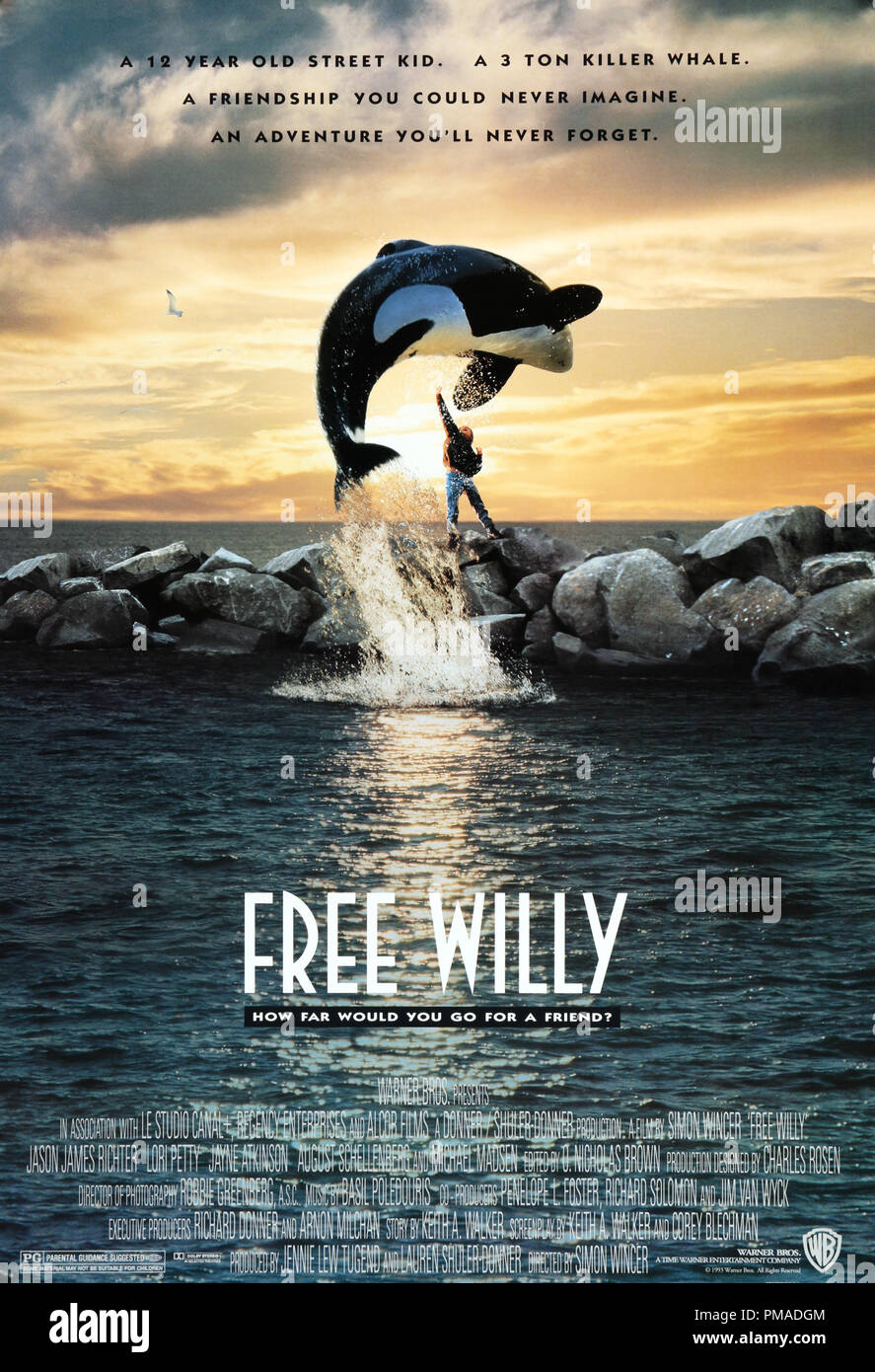 Free Willy Deutsch