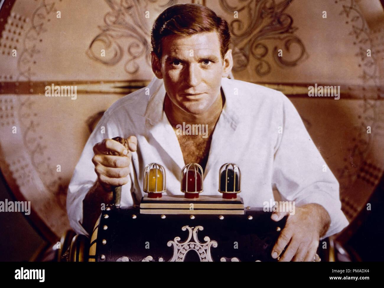 Rod Taylor,'The Time Machine' 1960 MGM File Reference # 32509_406THA - Stock Image