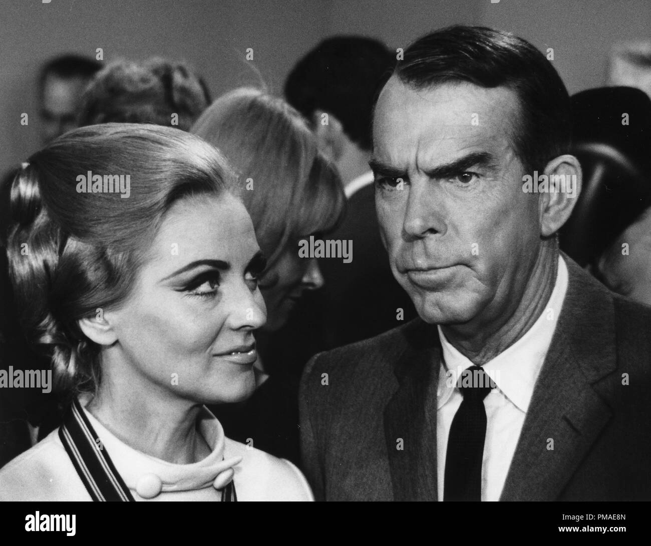 Fred MacMurray, Anne Jeffreys,