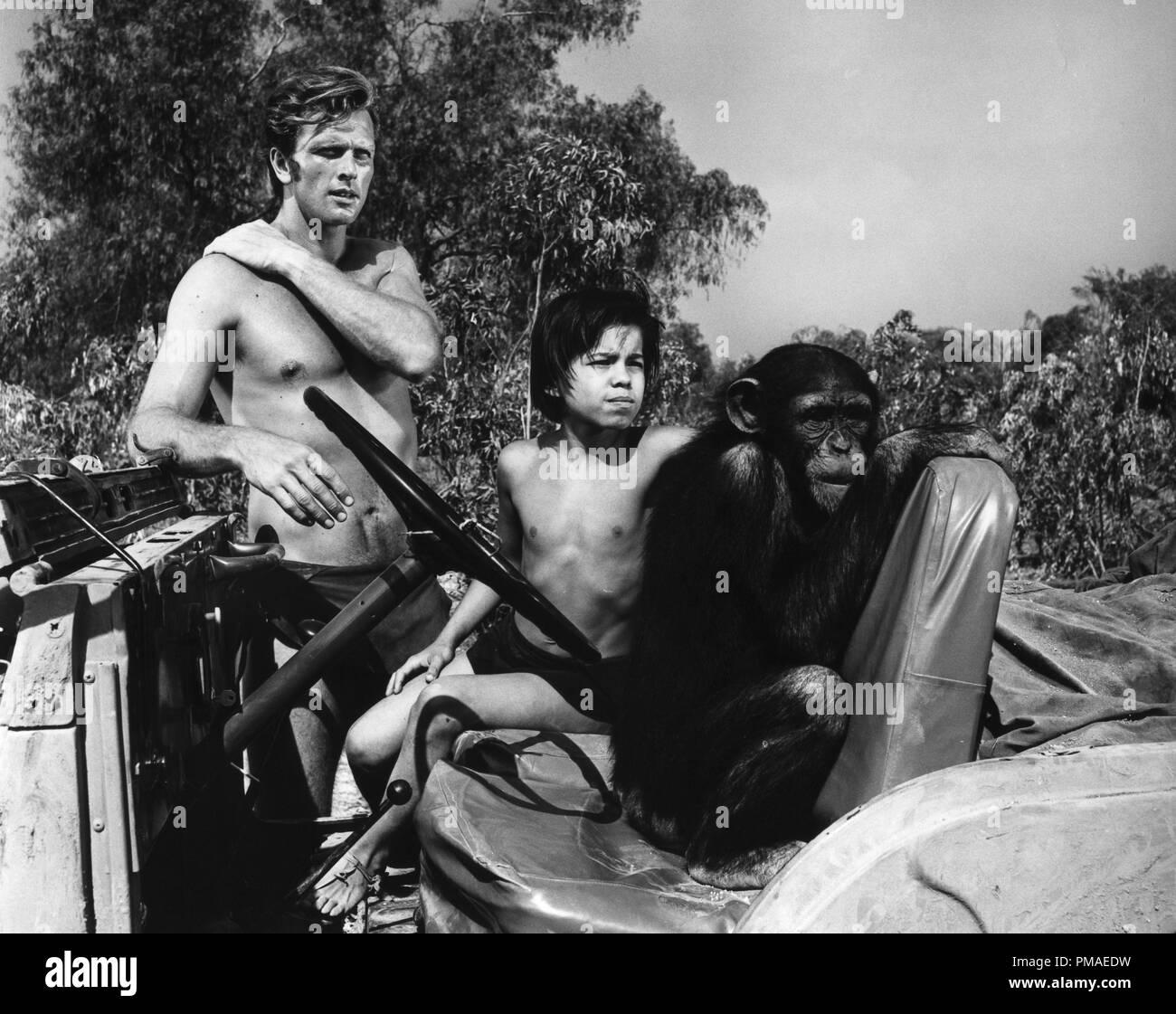 Ron Ely, Manuel Padilla Jr , Cheetah,