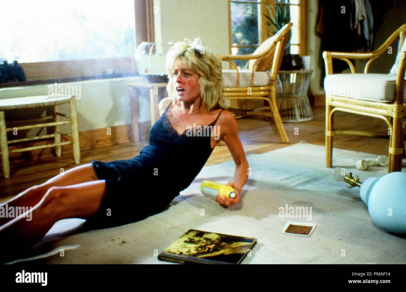 "Farrah Fawcett in ""Extremities"" (1986) Metro-Goldwyn-Mayer ..."