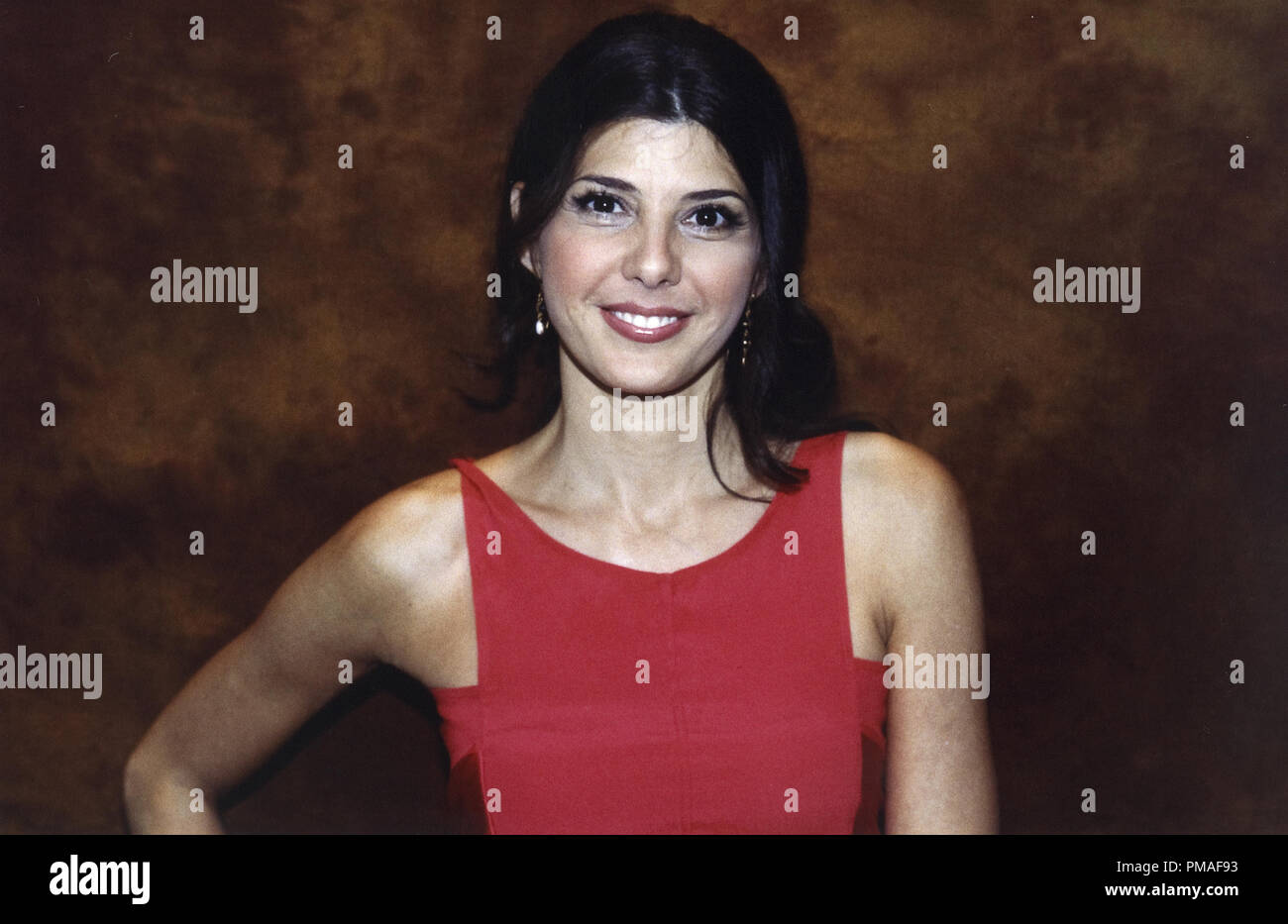 Portrait of Marisa Tomei, circa 2004 © JRC /The Hollywood Archive - All Rights Reserved  File Reference # 32633_371JRC - Stock Image