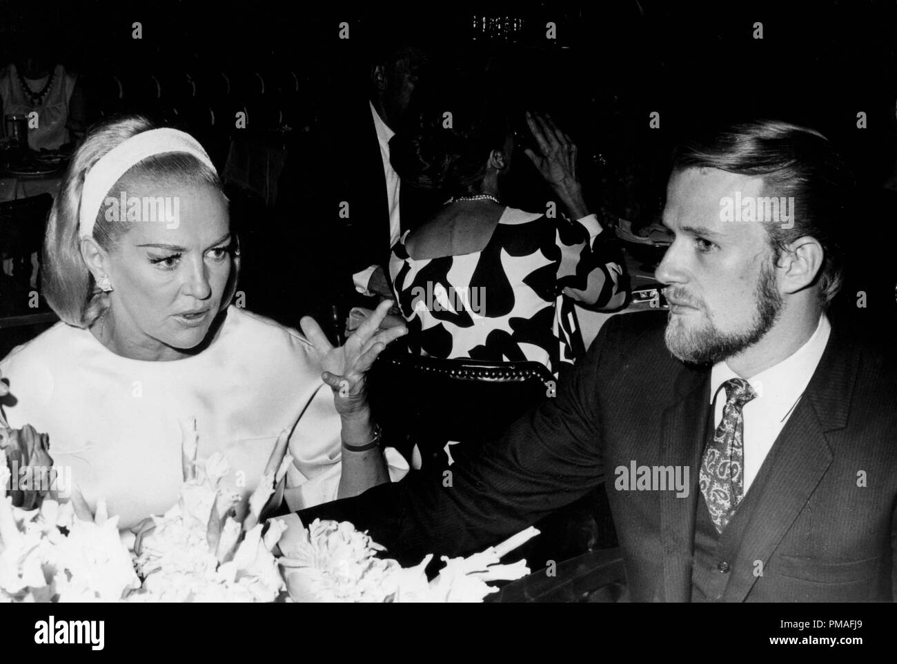 betty grable and bob remick 1969 169 jrc the hollywood