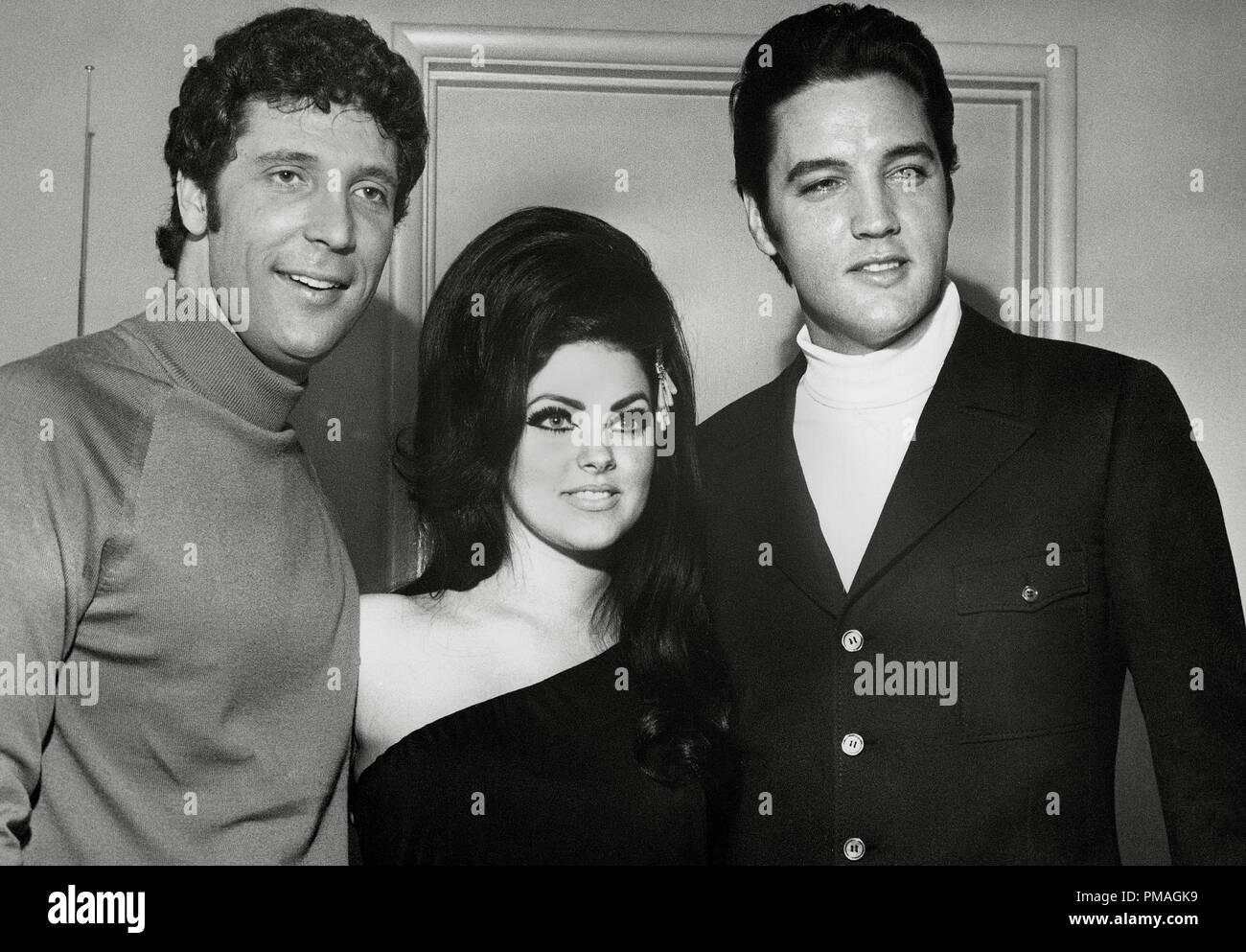 Elvis And Priscilla Pr...