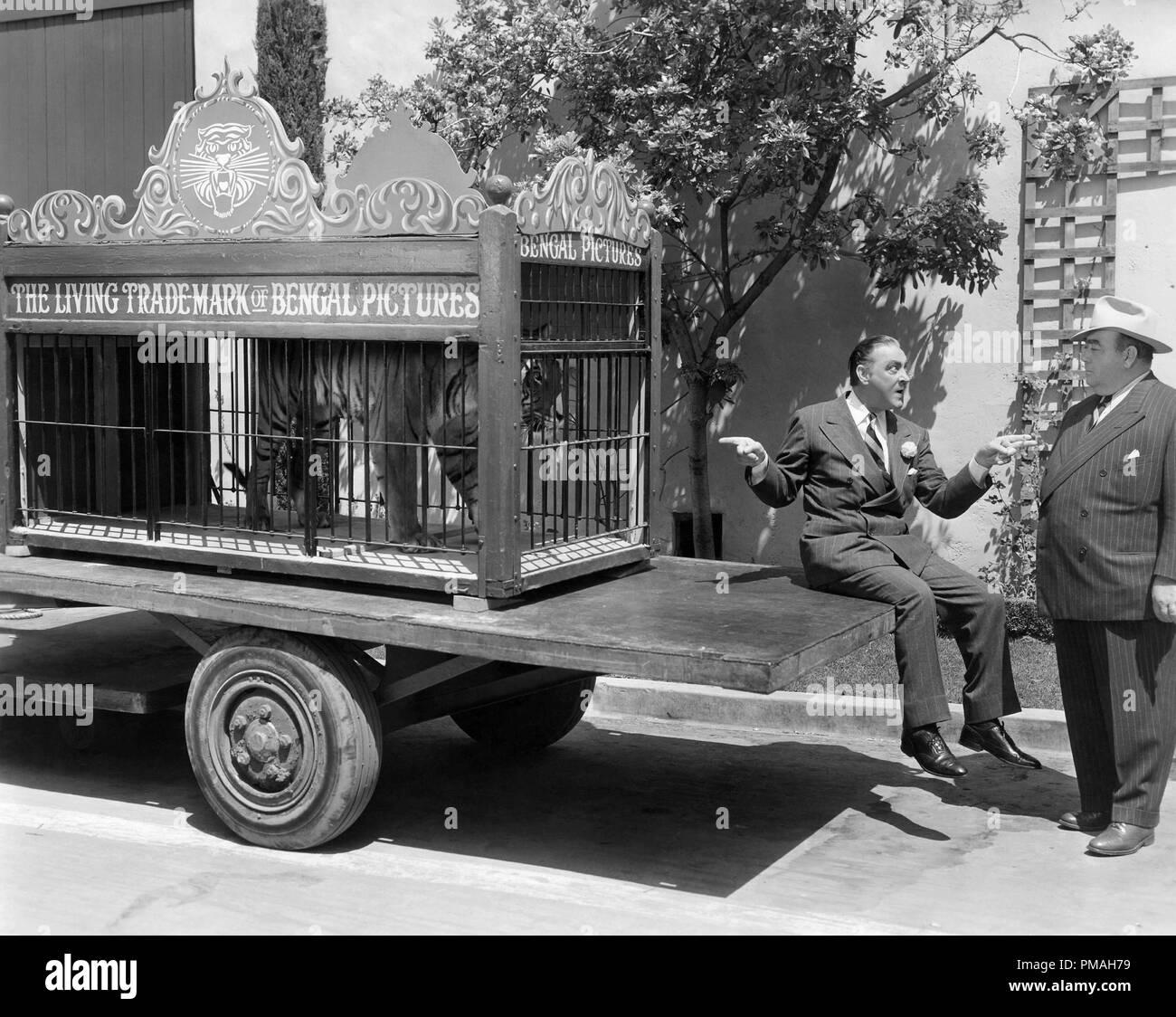 John Barrymore, 'World Premiere' 1941 Paramount File Reference # 32733_493THA - Stock Image