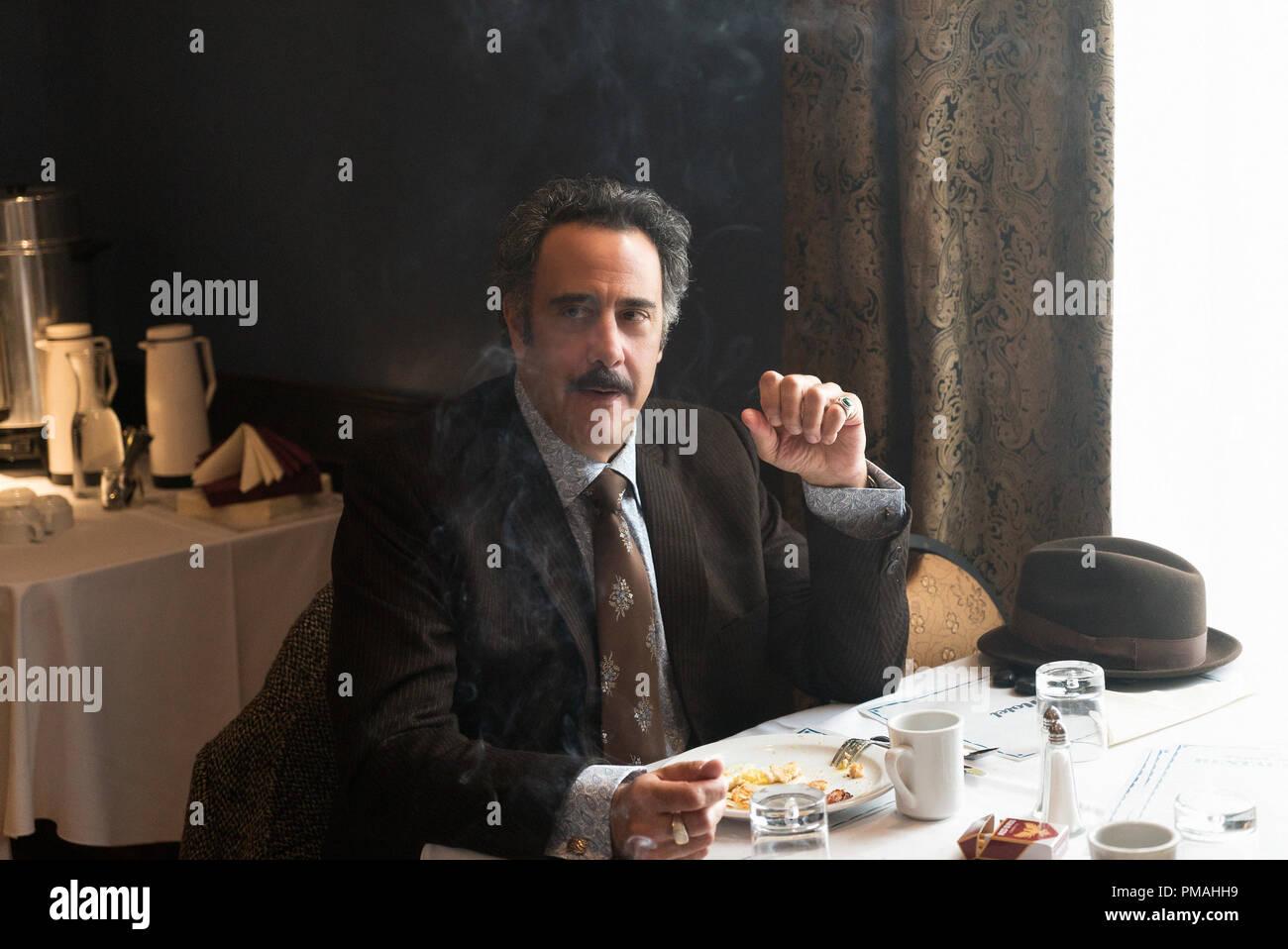 FARGO -- ÒThe Myth of SisyphusÓ -- Episode 203 (Airs October 26, 10:00 pm e/p) Pictured: Brad Garrett as Joe Bulo. - Stock Image