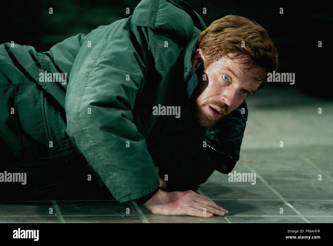 DAMIAN LEWIS in Castle Rock Entertainment's and Village Roadshow Pictures' supernatural thriller 'Dreamcatcher,' distributed by Warner Bros. Pictures. 2003 - Stock Image