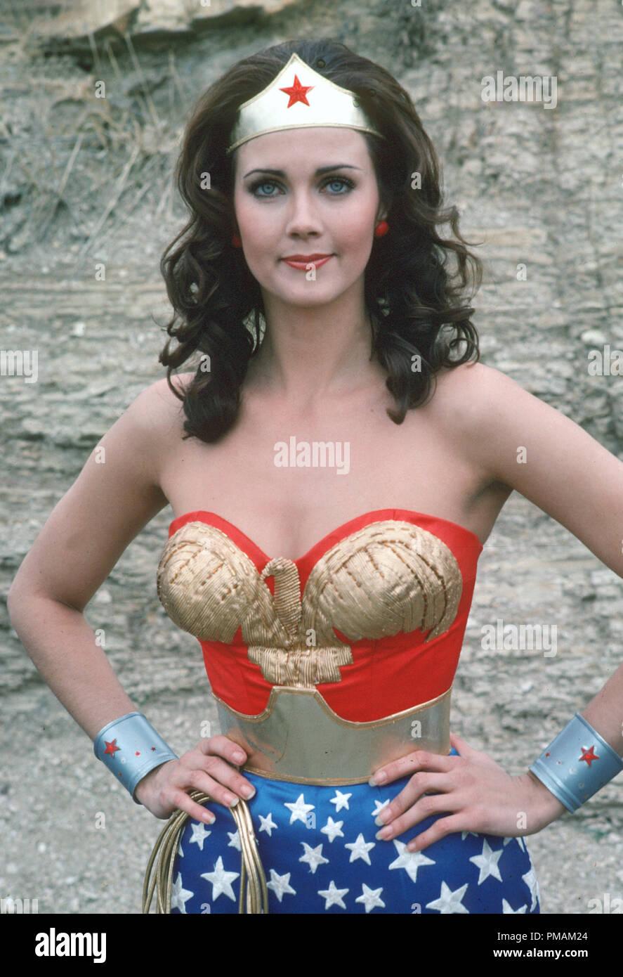 Wonder Woman Tv Lynda Carter Stock Photos  Wonder Woman -8473
