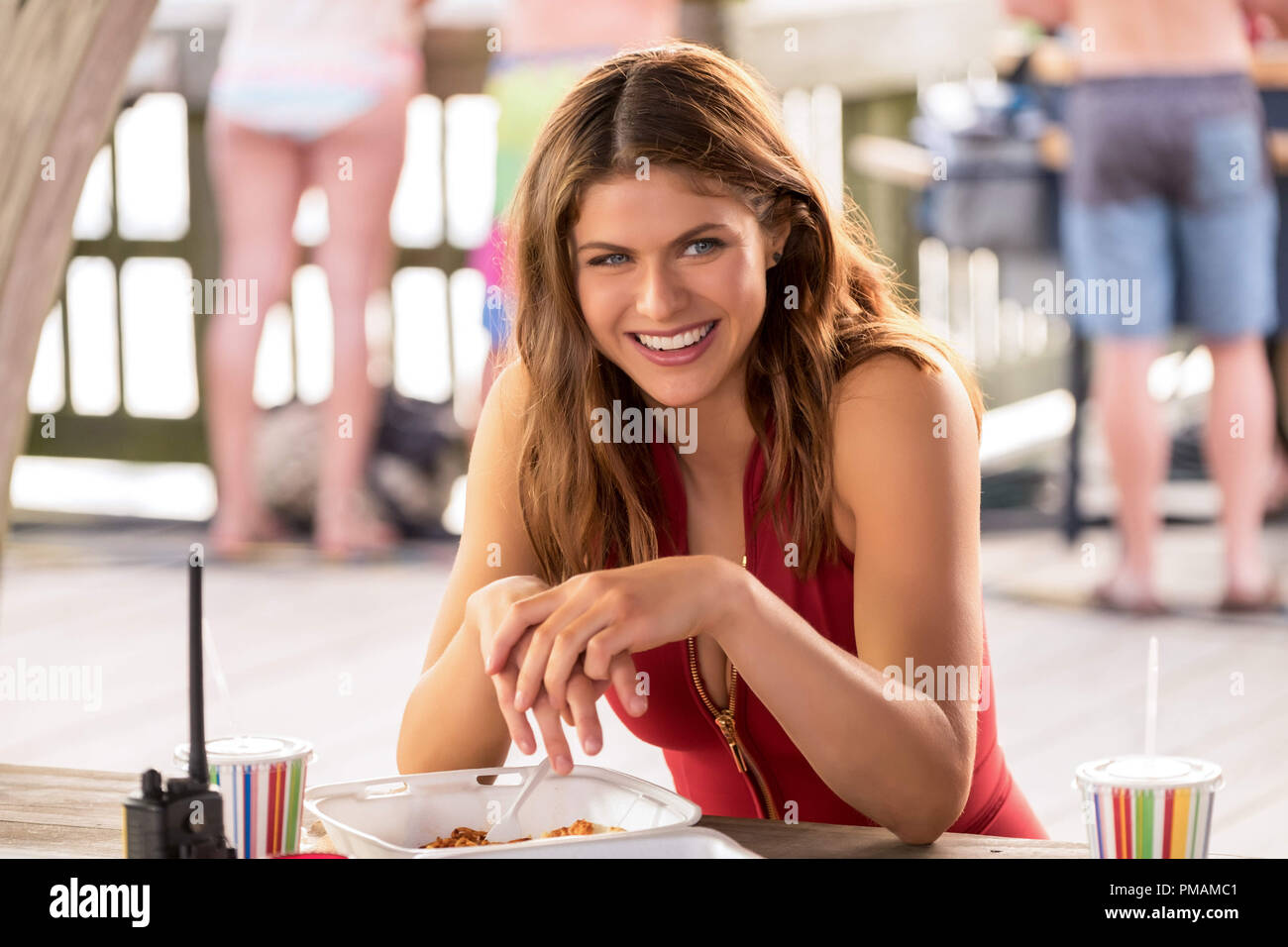 Baywatch 2017 Still High Resolution Stock Photography And Images Alamy